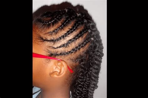image of cornrow styles for kids top 5 cornrow styles for kids w how to video tutorials
