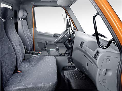 Unimog Cer Interior by Unimog U20 2006 Unimog U20 2006 Photo 01 Car In Pictures