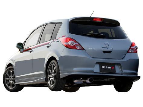 nissan tiida 2008 modified 2008 nismo nissan tiida hatchback s tune c11 tiida