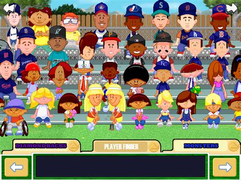 backyard basketball 2001 backyard baseball 2003 screenshots for windows mobygames