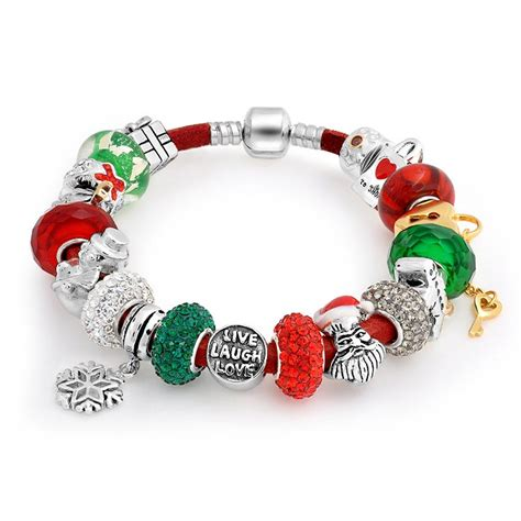 charms and for jewelry 925 silver live laugh charm bracelet fits