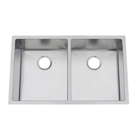 professional kitchen sink frigidaire professional undermount stainless steel 19 in
