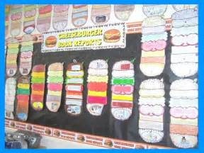 visual aid ideas for book reports cheeseburger book report projects templates printable