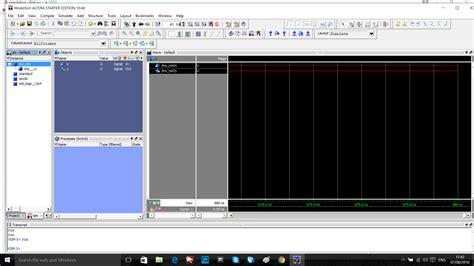 test bench waveform test bench waveform lattice diamond hierarchical design test bench tutorial logic