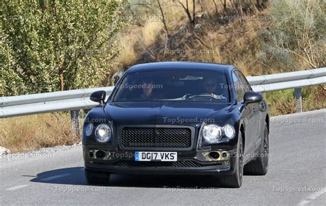 2019 Bentley 4 Door by 2019 Bentley Flying Spur Price Specs Release Date