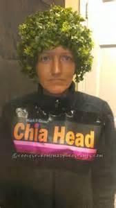 Chia pet wig 113