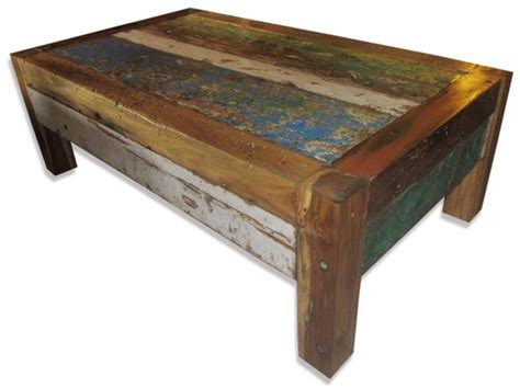 boat timber coffee table coffee l tables living