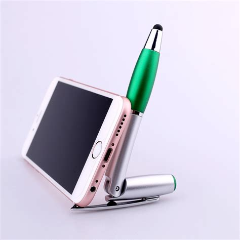Promo Fe049 4in1 Stylus Stand Multifungsi Stylus Stand Ip6000 1 4 in 1 multifunctional phone holder stylus led light pen for promotional buy screen touch