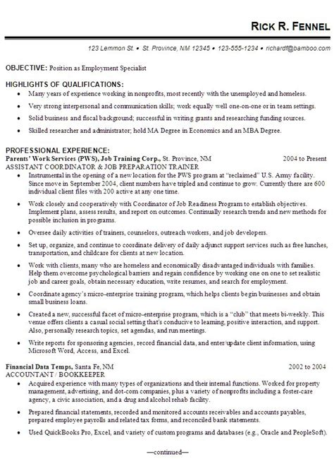 Power Statements Exles For Resumes Power Statement For Resume Sle Webpresentation Web