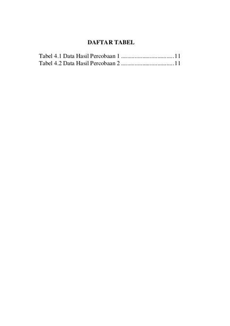 Termometer Untuk Praktikum laporan resmi praktikum karakteristik dinamik termometer