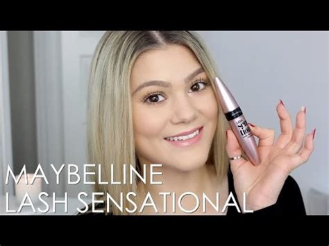 sensational videos download video first impression maybelline lash