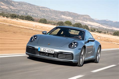 porsche 911 hybrid sports car tech will arrive in two forms