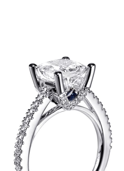 vera wang boutique and white gold engagement