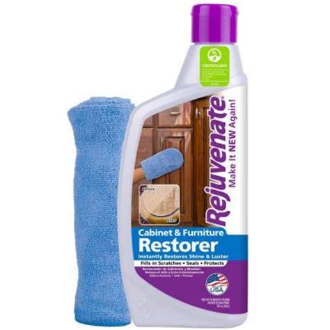 Rejuvenate Cabinet Furniture Restorer And Protectant by Rejuvenate 16 Oz Cabinet And Furniture Restorer And