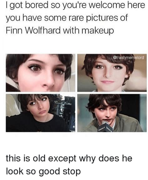 why does music feel so good phenomena only human 25 best memes about finn wolfhard finn wolfhard memes