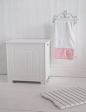 Bathroom Seat Storage Bathroom Storage Seat For The Home Pinterest