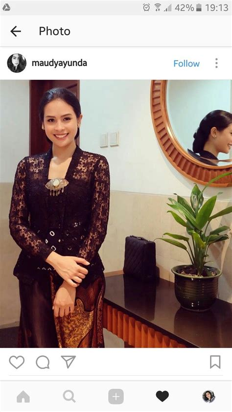 Batik Princess Syahrini Batik New Ayunda 24 best images about クバヤ on