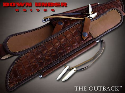 crocodile dundee sheath knives