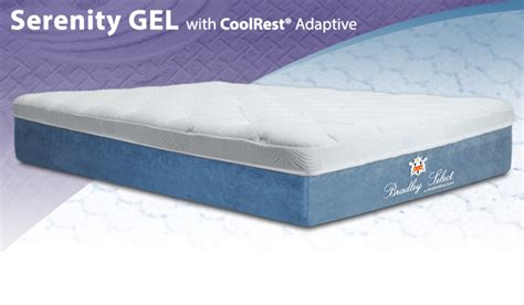 Bed In A Box Mattress by Bedinabox Bradley Select Serenity Gel Mattress Reviews