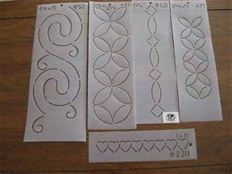 17 best images about quilting border stencils on