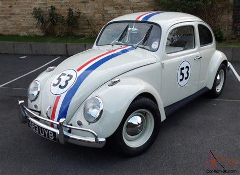 volkswagen beetle herbie 1963 vw beetle herbie lookalike transporter