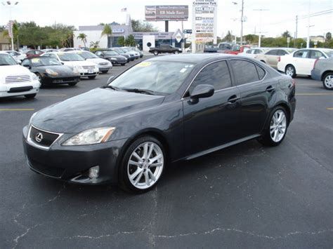 2007 is 250 gallery 2007 lexus is 250 information and photos momentcar