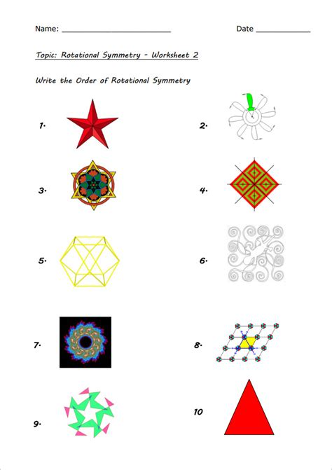 printable shapes for rotational symmetry search results for simple geometry symmetry worksheets