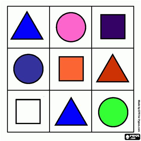 figuras geometricas bidimensionales formas geometricas educaci 243 n pinterest anchor charts