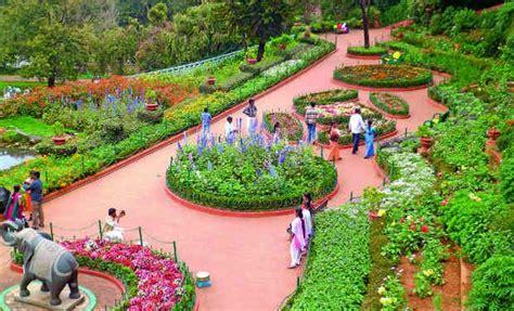 Ooty Botanical Gardens Ooty Botanical Gardens Tourmet