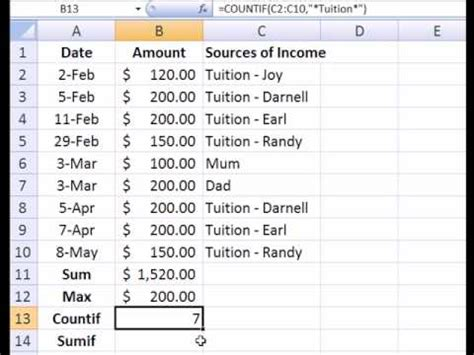 excel tutorial in tamil how to use hlookup in excel 2007 youtube excel if lookup