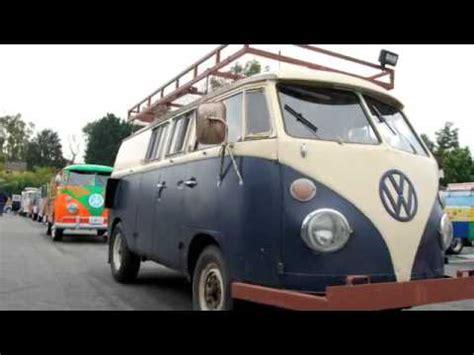 vw bus show huntington beachca  youtube