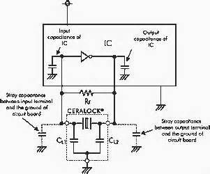 load capacitor for oscillator load capacitor oscillator 28 images how to design an oscillator circuit with ceralock 19 may