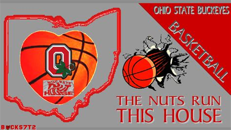 The Nuts Run This House Ohio State University Basketball