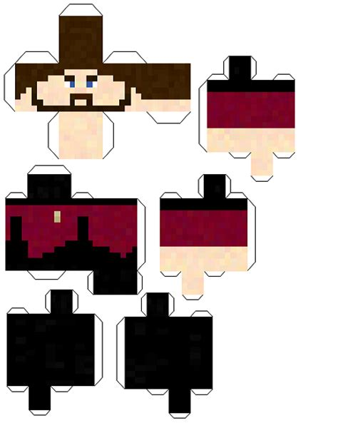 Papercraft Forum - papercraft yogscast discussion minecraft java