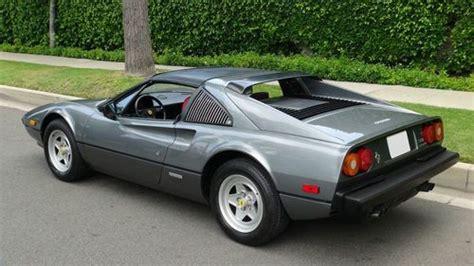 Ferrari 308 Wheels For Sale by Purchase Used Ferrari 308 Gts Qv 19k Miles New Interior