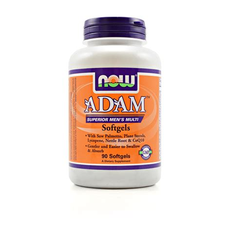 Garden Of Gnc Now Foods Adam S Multivitamin Review Labdoor