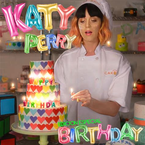 katy perry birthday Gallery