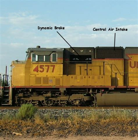 locomotive braking resistor dynamic brake quot blisters quot trains magazine trains news wire railroad news railroad industry