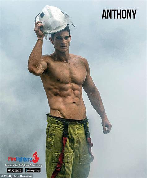 Firefighter Calendar The From The Firefighter S Calendar For 2017