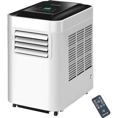 costway  btu portable air conditioner ac unit