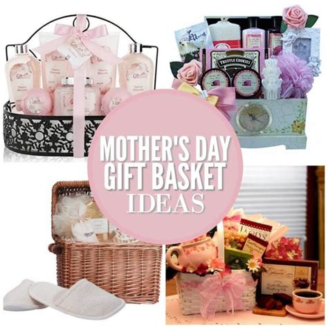 s day gift baskets mothers day gift basket ideas 20 s day gift baskets