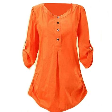 Bigsize Plussize Blouse 31 popular womens office shirts blouses sobatapk