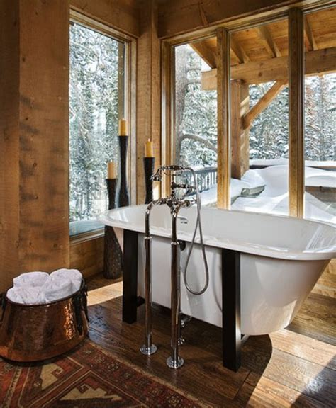 log cabin bathroom ideas 8300 best mine rustic images on log homes