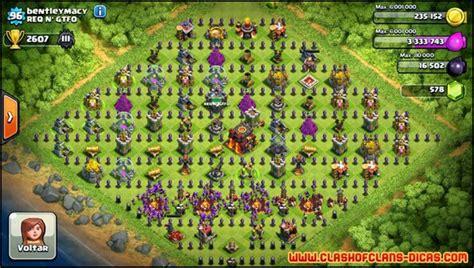 layout morcego cv 6 os layouts mais criativos e bizarros em clash of clans
