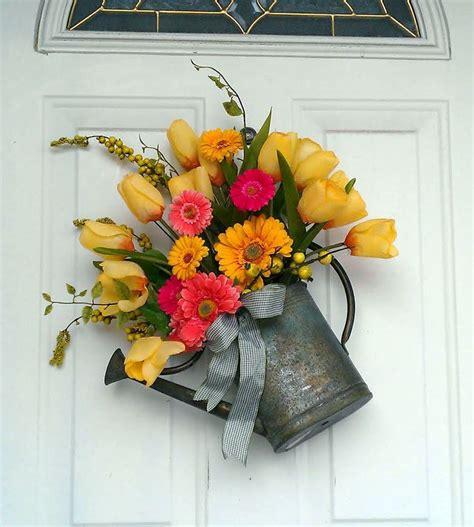 12 Beautiful Decorations To Hang On Your Door That Aren T Beautiful Front Door Wreaths