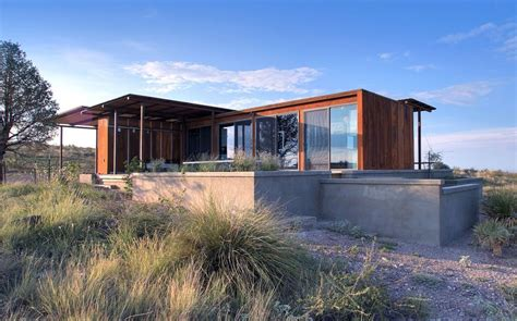 compact home the marfa weehouse a compact desert retreat alchemy