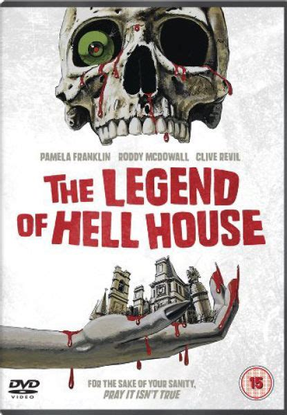 the legend of hell house the legend of hell house dvd zavvi com