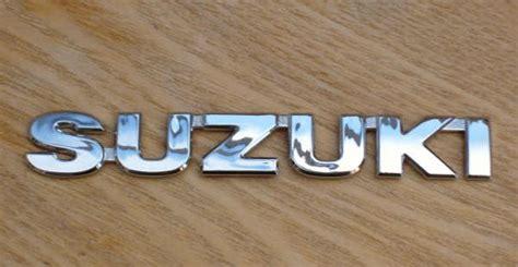 Emblem Suzuki Automotive Emblems Suzuki Emblem