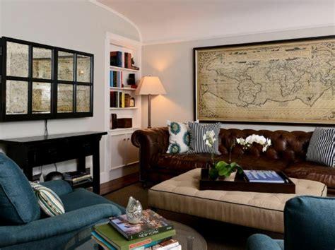 Dekorationen Für Wohnzimmer by Wohnzimmer Farbe Lagune