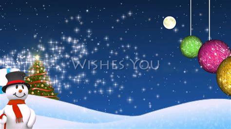 merry christmas happy  year  youtube